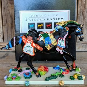 Trail of the Painted Ponies Children of the Garden
